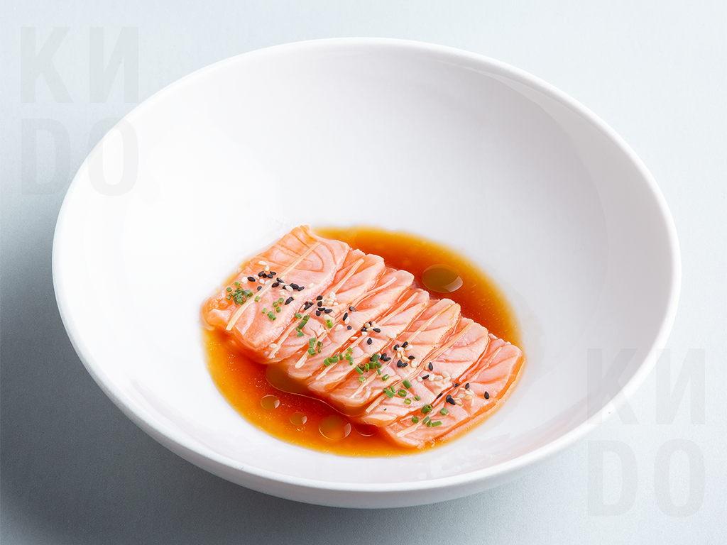 Татаки лосось
